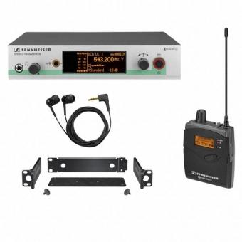 Sistem Monitorizare Wireless  SENNHEISER EW 300 IEM G3