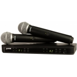 Sistem Wireless SHURE BLX288 Dual PG58