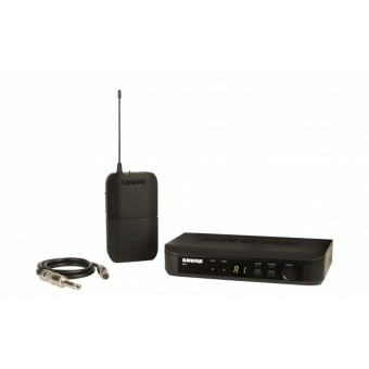 Bodypack Sistem Wireless SHURE/Guitarists and Bassists/BLX14E