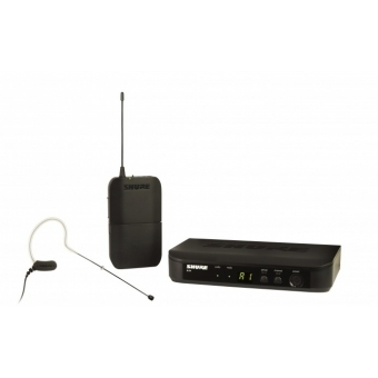 Sistem Wireless Presenter SHURE - Earset BLX14/MX153