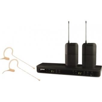 Sistem Wireless Dual Presenter SHURE - Earset