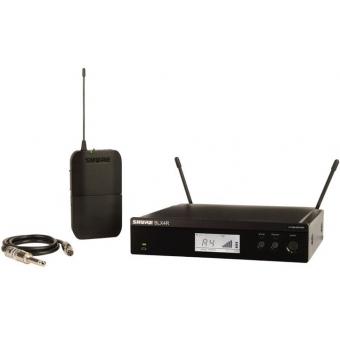 Sistem Wireless SHURE (Rack Mount) - Instrument BLX14R/WA302
