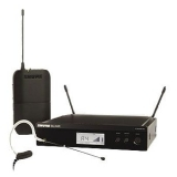 Sistem Wireless Rack-Mount Presenter SHURE - Earset BLX14R/MX53