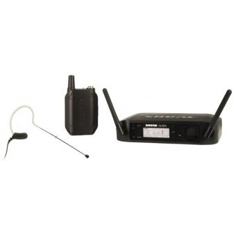 Sistem Wireless Presenter SHURE - EARSET GLXD14/MX153
