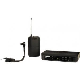 Sistem Wireless SHURE - Instrument BLX14/BETA98H/Clip-On