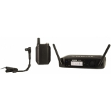 Sistem Wireless SHURE - Instrument GLXD14/B98H/Clip-On