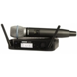 Sistem Wireless SHURE -Microfon Vocal GLXD24/B87A