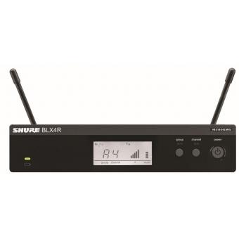 Wireless Receiver (Rack-Mount) SHURE BLX4R