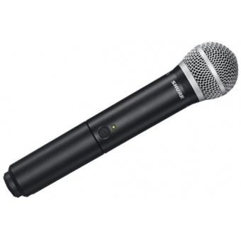 Microfon Vocal Wireless SHURE BLX2/PG58