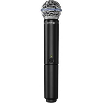 Microfon Vocal Wireless SHURE BLX2/Beta58A