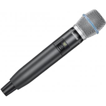 Microfon Vocal Wireless GLXD2/Beta87A