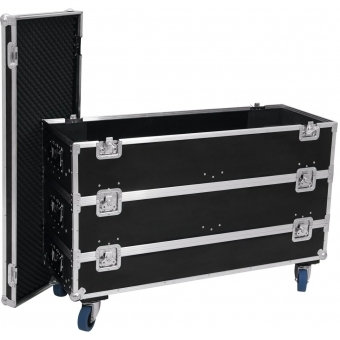 ROADINGER Flightcase 12x LED Bar Size L #3