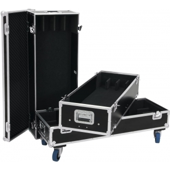 ROADINGER Flightcase 12x LED Bar Size L #4