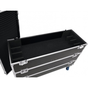 ROADINGER Flightcase 12x LED Bar Size L #5