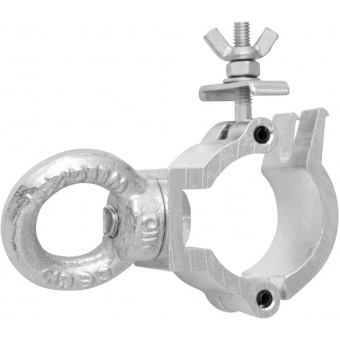 EUROLITE DEC-30E Eye Ring Coupler, silver #2