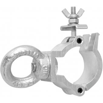 EUROLITE DEC-30E Eye Ring Coupler, silver #2
