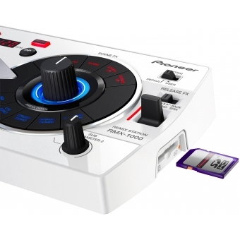 Pioneer RMX 1000 White - 3-in-1 Remix Station #3