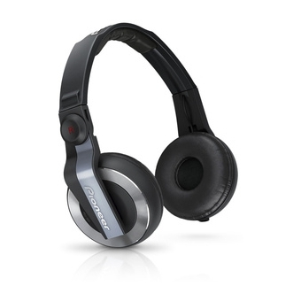 Pioneer HDJ 500 Black - DJ Headphones