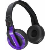 Pioneer HDJ 500 Violet - DJ Headphones
