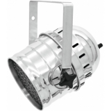 EUROLITE LED PAR-64 RGBW+UV short sil