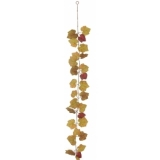 EUROPALMS Autumn garland, brown, 180cm