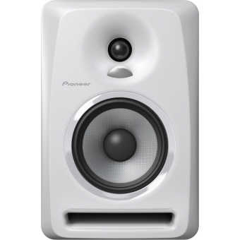 Pioneer S-DJ50X- White Active Monitor Speakers for DJ's #2