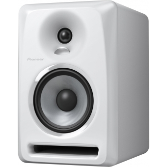 Pioneer S-DJ50X- White Active Monitor Speakers for DJ's #1