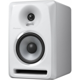Pioneer S-DJ50X- White Active Monitor Speakers for DJ's