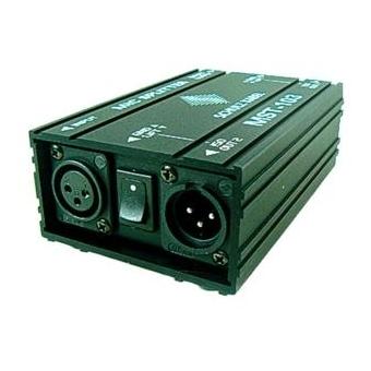 Splitter box. ROHS-conform. MST 103