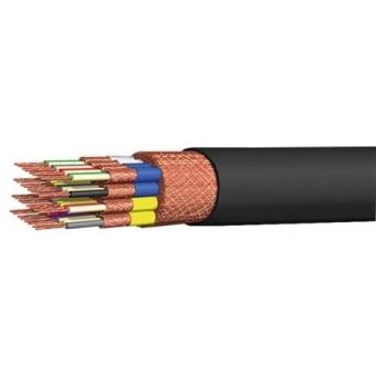 Multipair cable AES-EBU (AES3), 16 pairs, 1 m MUL 16 S
