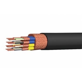 Multipair cable AES-EBU, 8 pairs, 1 m MUL 8 S