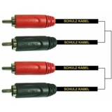 RCA cable stereo 1,8 m RCA 2