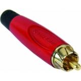 RCA plug gilded S 106