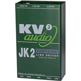 JK2 - Unitate DI Stereo - Line Driver #2