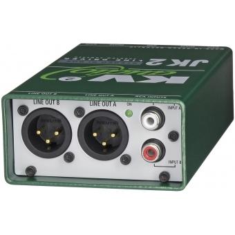 JK2 - Unitate DI Stereo - Line Driver #4