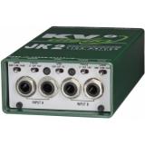 JK2 - Unitate DI Stereo - Line Driver