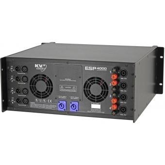 ESP4000 - Amplificator de inalta fidelitate, montabil pe Rack #2
