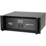 ESP4000 - Amplificator de inalta fidelitate, montabil pe Rack