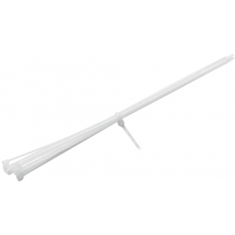 EUROLITE Cable Tie 200x2.2mm white 100x
