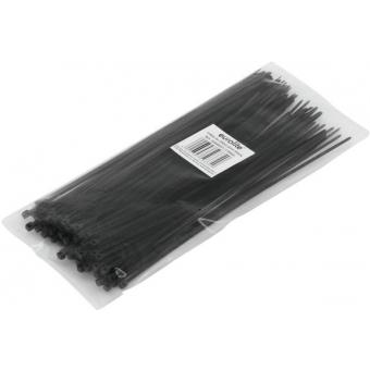 EUROLITE Cable Tie 200x2.2mm black 100x