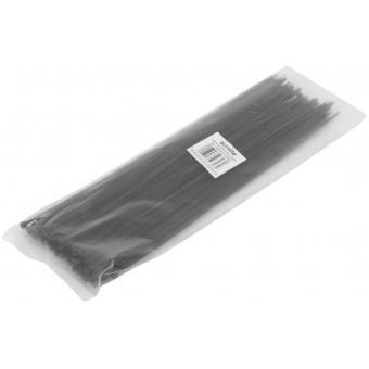 EUROLITE Cable Tie 200x2.5mm black 100x
