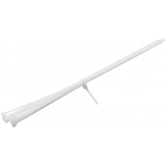 EUROLITE Cable Tie 450x4.8mm white 100x