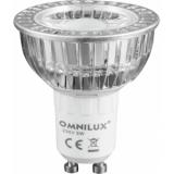 OMNILUX GU-10 230V COB 1x3W LED 6000K