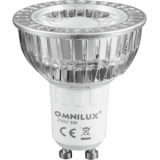 OMNILUX GU-10 230V COB 1x3W LED 2700K