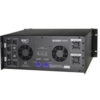 ESR3000 Amplificator - montabil pe Rack #2