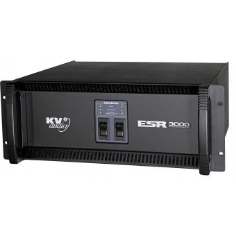 ESR3000 Amplificator - montabil pe Rack