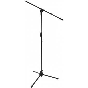 OMNITRONIC Microphone Tripod MS-2 with Boom bk