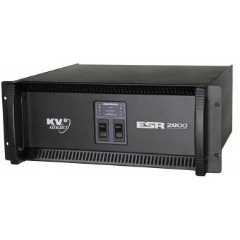 ESR2800 Amplificator - montabil pe rack
