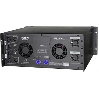SL3000 Amplificator- montabil pe rack #2
