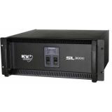 SL3000 Amplificator- montabil pe rack